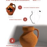 Cerâmica montemorense reconstruída digitalmente
