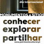 Dia Internacional dos Monumentos e Sítios em Montemor-o-Novo   18 de Abril de 2015