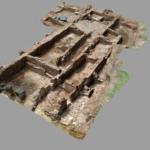 Modelo 3D interactivo da Adega descoberta nas escavações arqueológicas do Castelo de Montemor-o-Novo