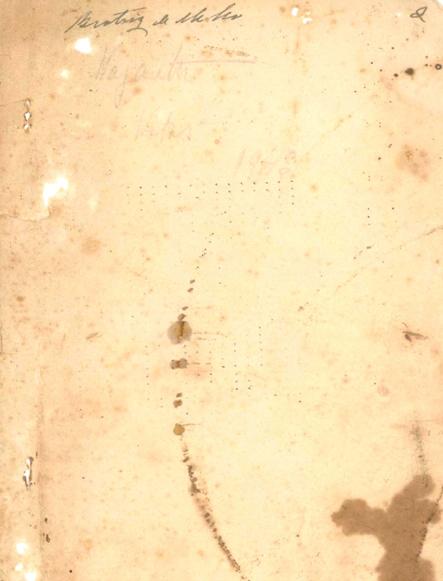 Caderno de receitas de Beatriz de Mello