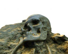 Enterramento do Neolítico