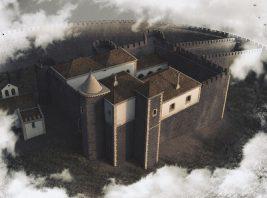 Paço dos Alcaides – Uma proposta de reconstrução virtual