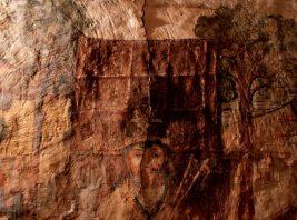 Caracterização técnica, material e de diagnóstico das pinturas murais da parede fundeira da ermida de São Pedro da Ribeira
