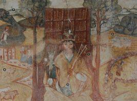 Painel Central da Ermida de São Pedro da Ribeira