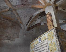Sala do Capítulo do Convento da Saudação