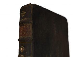 Livro de 1739 do Concílio de Trento