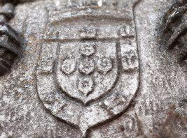 Brasão do Rei D. Manuel – Casa da Guarda