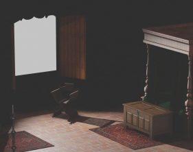 Câmara de dormir do Alcaide