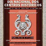 Dia Nacional dos Centros Históricos celebra-se em Montemor-o-Novo com passeio para pais e filhos