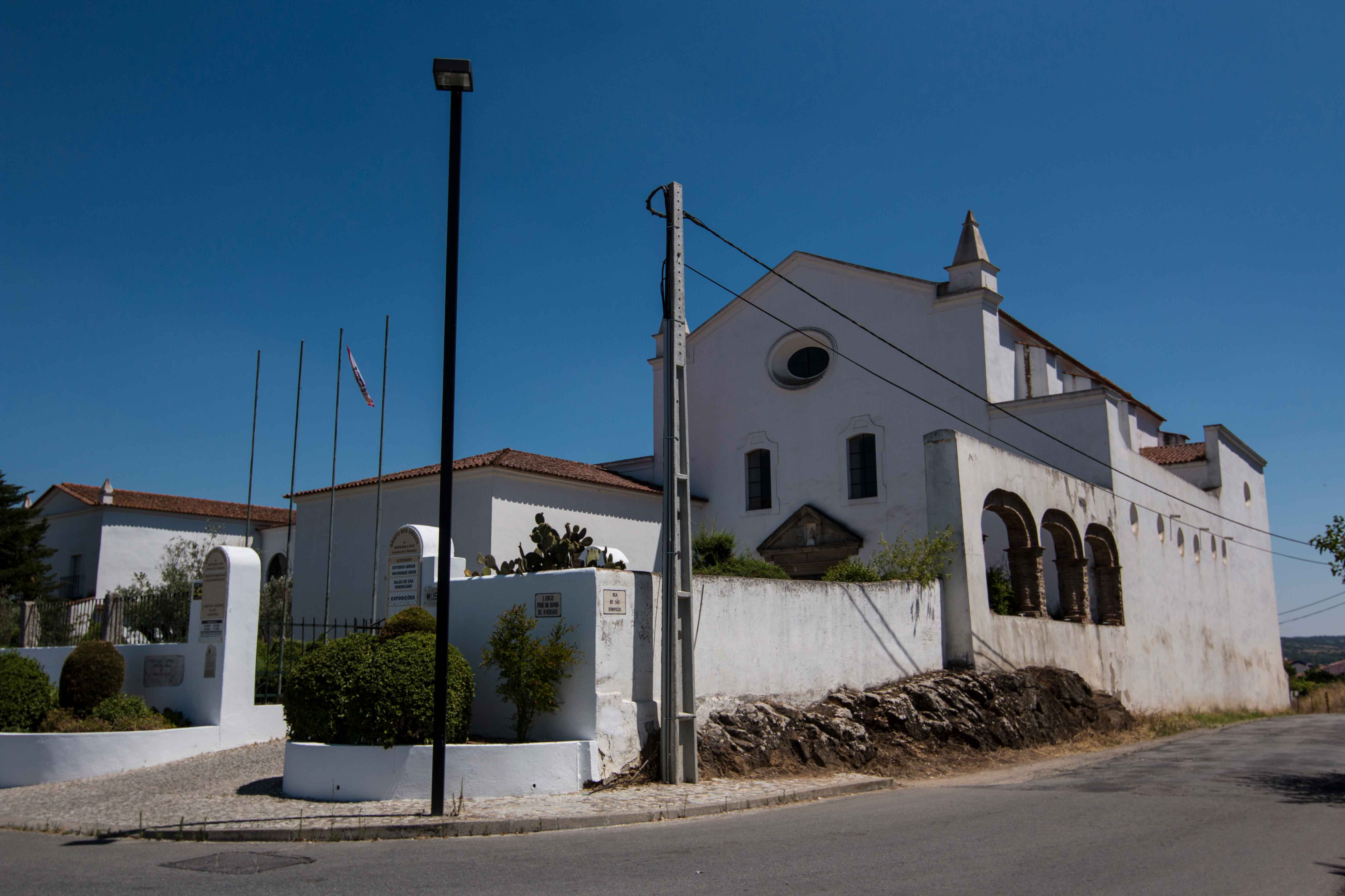 Um Convento Dominicano transformado em Museu